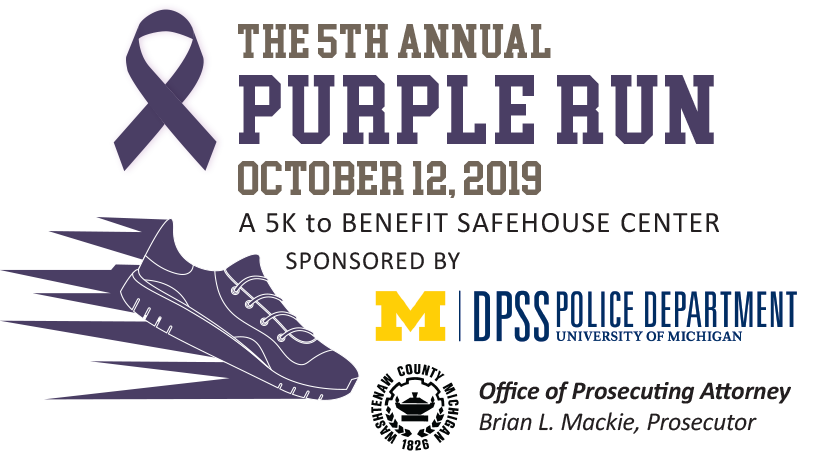 Register for the 5th Annual Purple Run