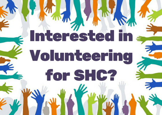 Volunteer Information Sessions