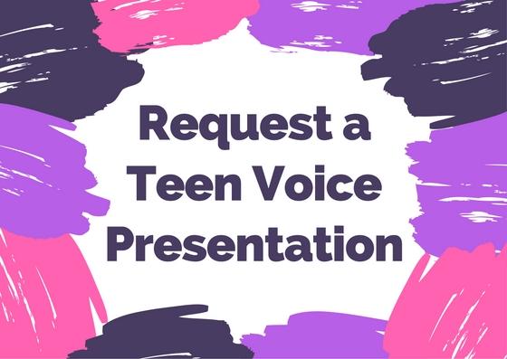 Teen Voice Presentations