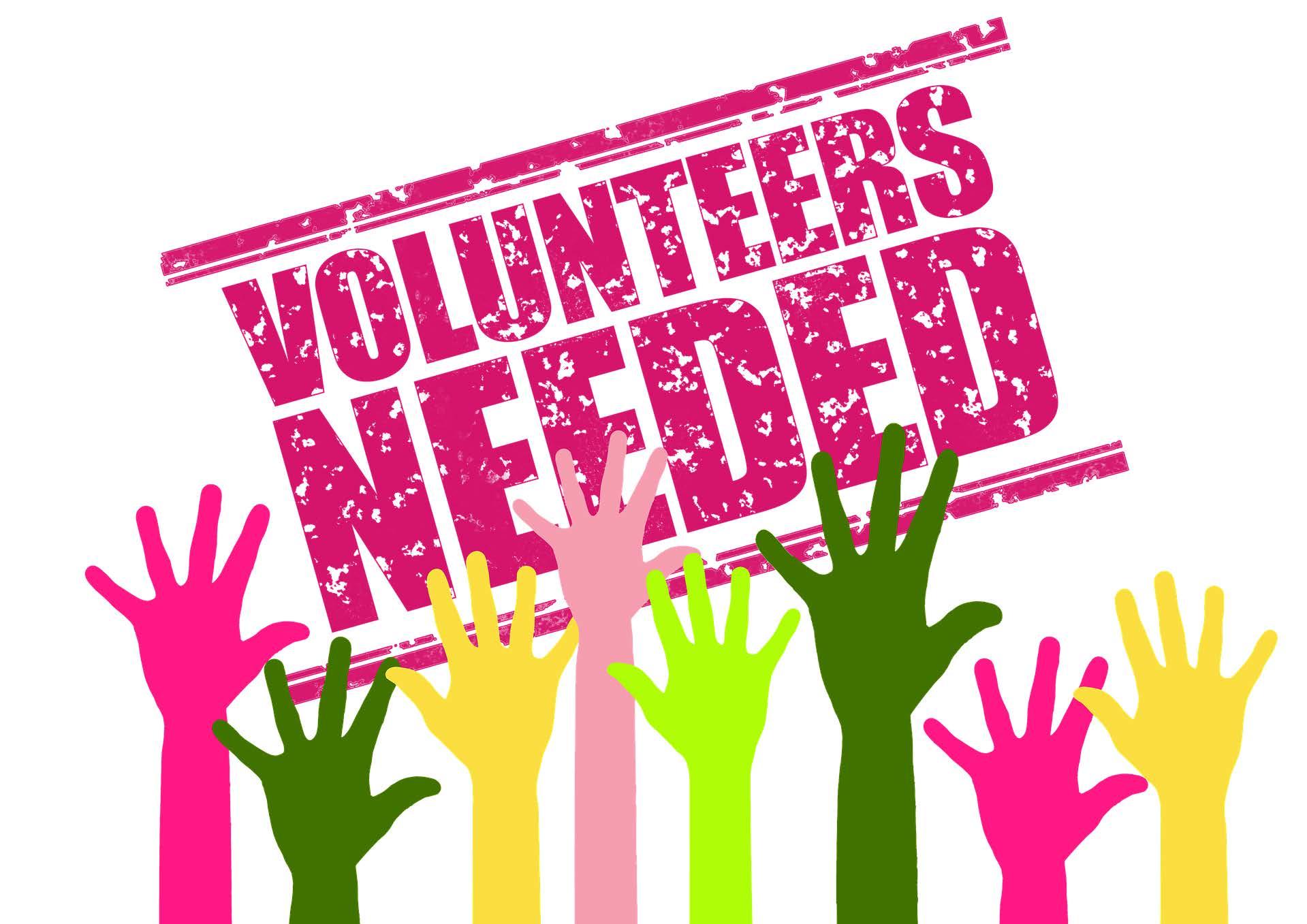 Volunteer Information Sessions