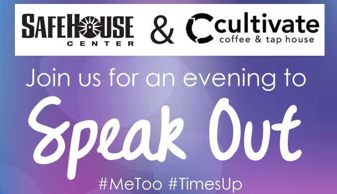 Speak Out at Cultivate